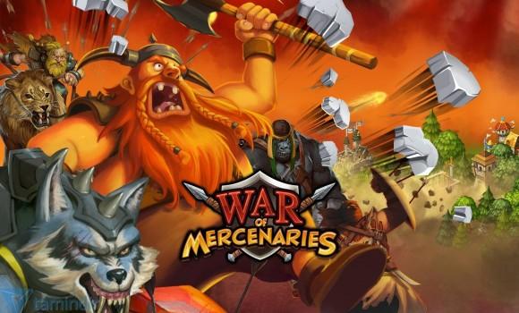 War of Mercenaries Ekran Görüntüleri - 5