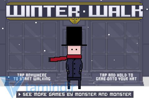Winter Walk Ekran Görüntüleri - 3