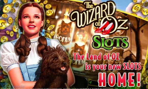 Wizard of Oz Slots Ekran Görüntüleri - 5