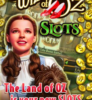 Wizard of Oz Slots Ekran Görüntüleri - 4