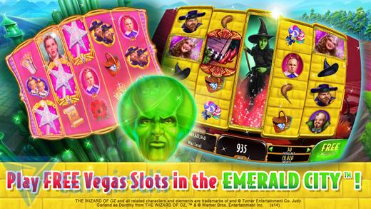 Wizard of Oz Slots Ekran Görüntüleri - 3