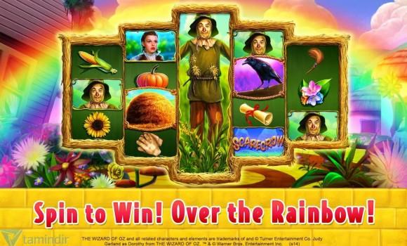 Wizard of Oz Slots Ekran Görüntüleri - 1