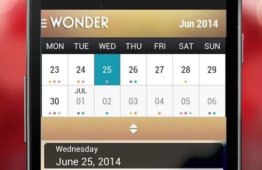 Wonder Calendar Ekran Görüntüleri - 3