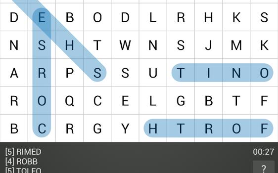 Word Search Ekran Görüntüleri - 3