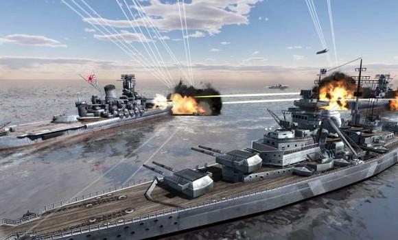 World Warships Combat Ekran Görüntüleri - 4