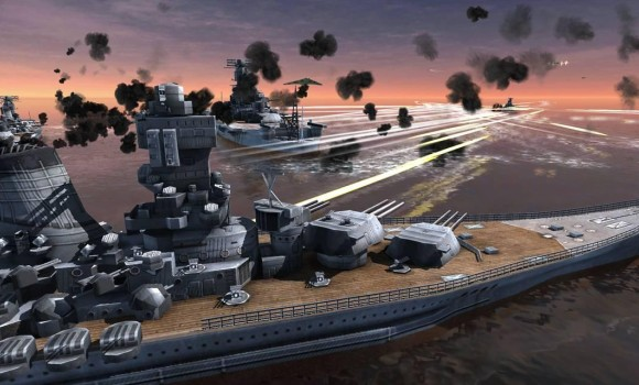 World Warships Combat Ekran Görüntüleri - 2