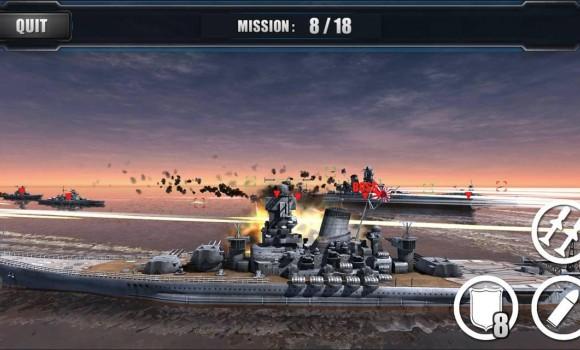 World Warships Combat Ekran Görüntüleri - 1