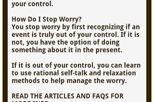 Worry Box Ekran Görüntüleri - 4