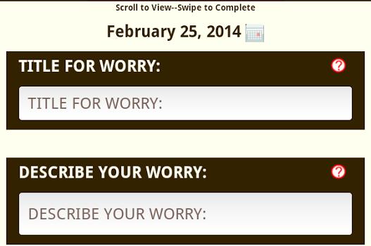 Worry Box Ekran Görüntüleri - 3