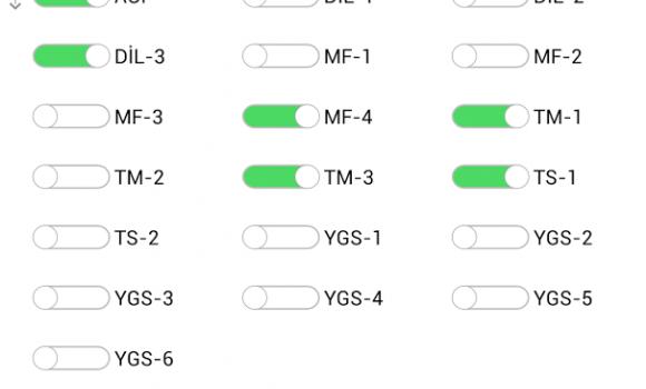 Yaynet - Tercih Kılavuzu Ekran Görüntüleri - 4