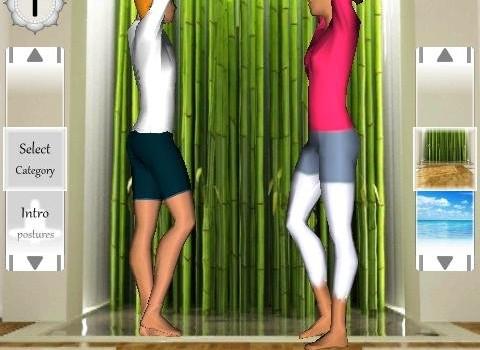 Yoga Fitness 3D Ekran Görüntüleri - 2
