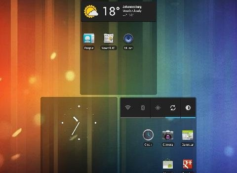 Zeam Launcher Ekran Görüntüleri - 3