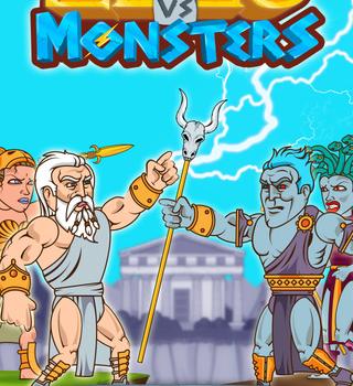 Zeus vs. Monsters Ekran Görüntüleri - 1