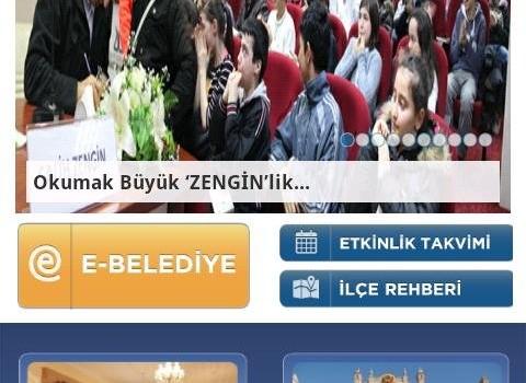 Zeytinburnu Belediyesi Ekran Görüntüleri - 5