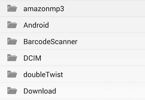 Zip Viewer Ekran Görüntüleri - 2