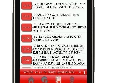 Ziraat Trader Ekran Görüntüleri - 2