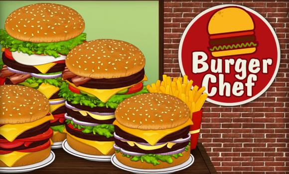 Burger Chef Ekran Görüntüleri - 1