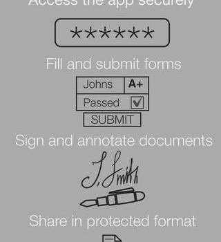 PDF Forms Ekran Görüntüleri - 3