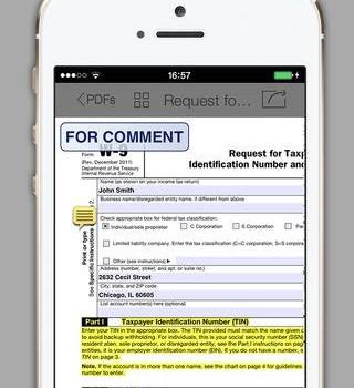 PDF Forms Ekran Görüntüleri - 2