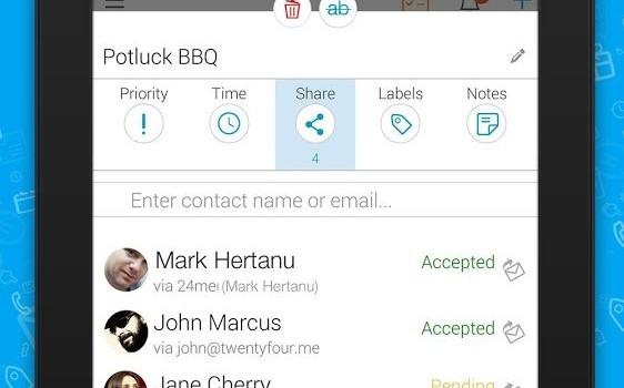 24me Smart Personal Assistant Ekran Görüntüleri - 2