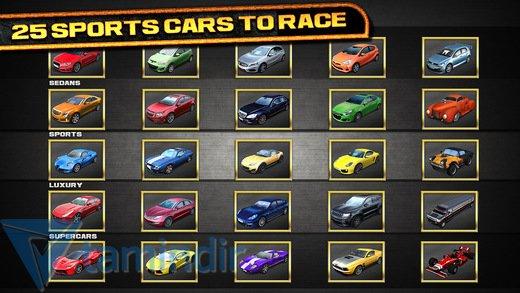 3D Real Test Drive Racing Parking Game Ekran Görüntüleri - 3