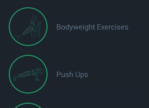 30 Day Fit Challenges Workout Ekran Görüntüleri - 4