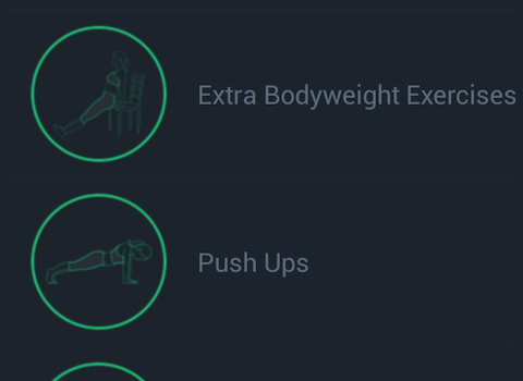30 Day Fit Challenges Workout Ekran Görüntüleri - 3