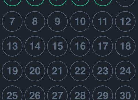 30 Day Fit Challenges Workout Ekran Görüntüleri - 2