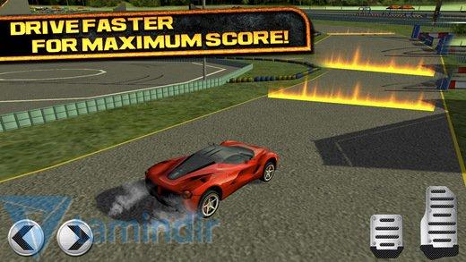 3D Real Test Drive Racing Parking Game Ekran Görüntüleri - 2