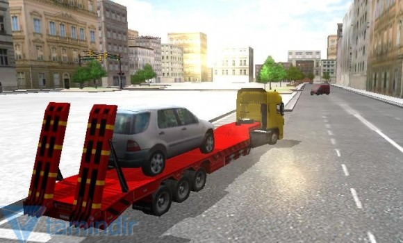Truck Parking Simulator Ekran Görüntüleri - 2