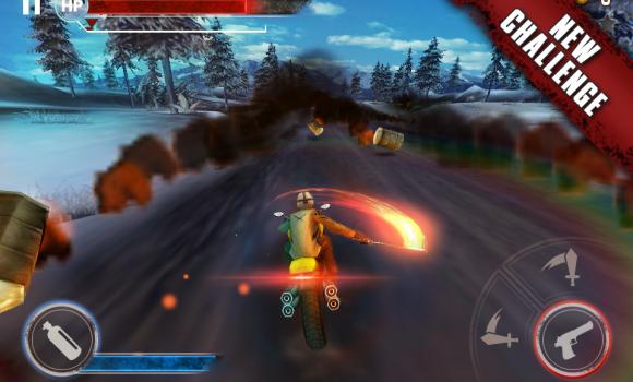 Death Moto 3 Ekran Görüntüleri - 2