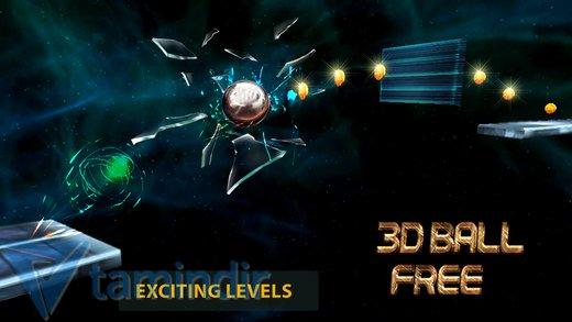 3D Ball Free Ekran Görüntüleri - 3