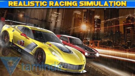 3D Car Motor-Racing Chase Race Ekran Görüntüleri - 3