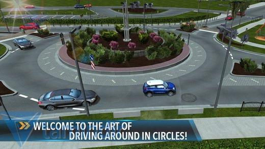 3D Car Parking Simulator Ekran Görüntüleri - 3