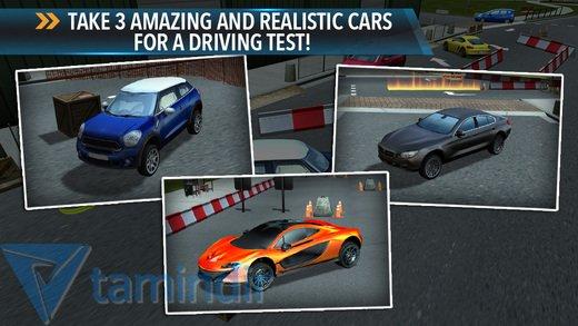 3D Car Parking Simulator Ekran Görüntüleri - 2