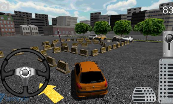 3D City Car Parking Ekran Görüntüleri - 4