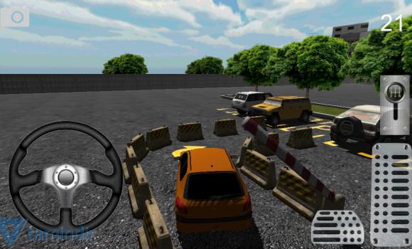 3D City Car Parking Ekran Görüntüleri - 2
