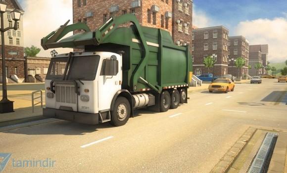 3D Garbage Truck Parking Ekran Görüntüleri - 4
