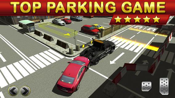 3D Impossible Parking Simulator 2 Ekran Görüntüleri - 4