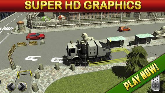 3D Impossible Parking Simulator 2 Ekran Görüntüleri - 1