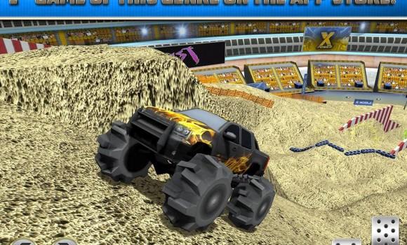 3D Monster Truck Parking Game Ekran Görüntüleri - 1
