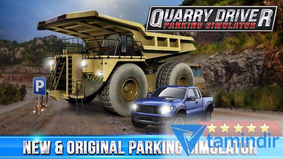 3D Quarry Driver Parking Simulator Ekran Görüntüleri - 4