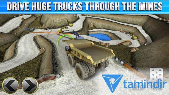 3D Quarry Driver Parking Simulator Ekran Görüntüleri - 2
