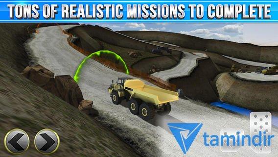 3D Quarry Driver Parking Simulator Ekran Görüntüleri - 1