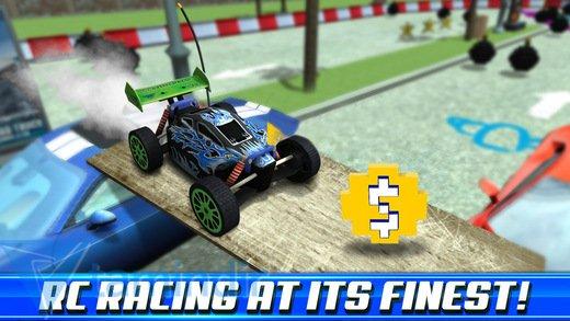 3D RC Car Parking Simulator Ekran Görüntüleri - 1