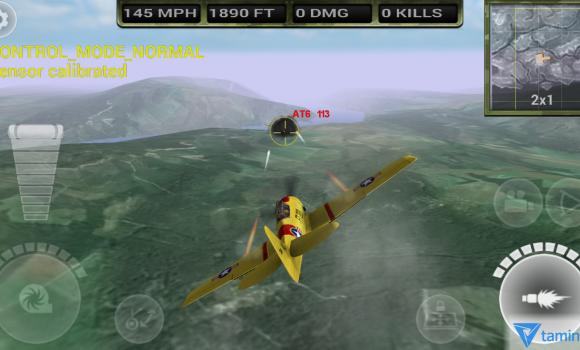 FighterWing 2 Flight Simulator Ekran Görüntüleri - 3