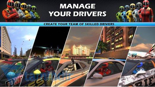 Dubai Racing Ekran Görüntüleri - 1