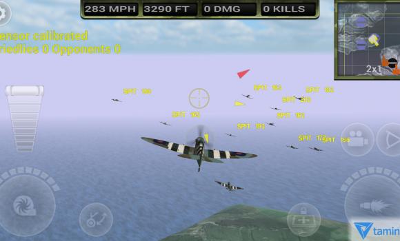 FighterWing 2 Flight Simulator Ekran Görüntüleri - 2
