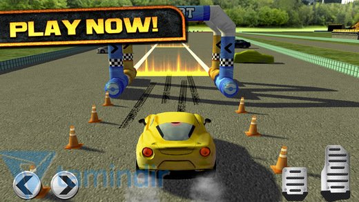 3D Real Test Drive Racing Parking Game Ekran Görüntüleri - 1