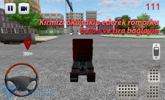 Truck Parking Simulator Ekran Görüntüleri - 1